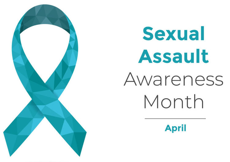 The month of April is Sexual Assault Awareness Month