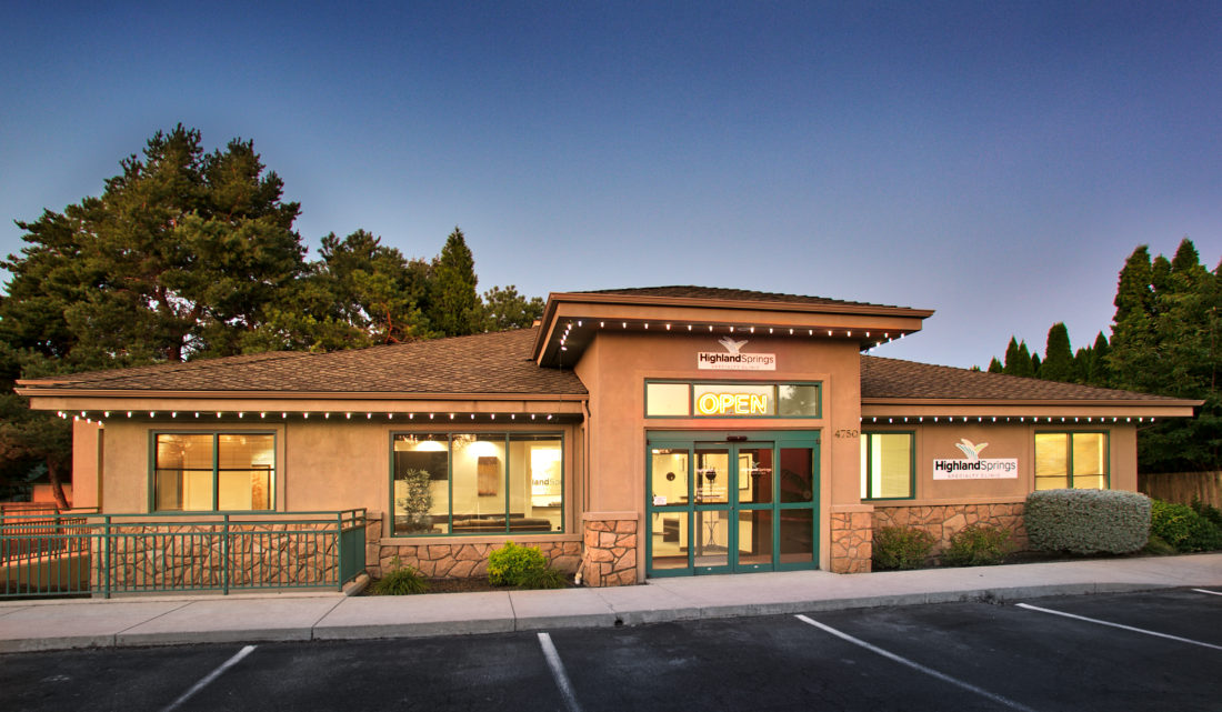 Highland Springs is Now Improving Behavioral Health in Boise, Idaho