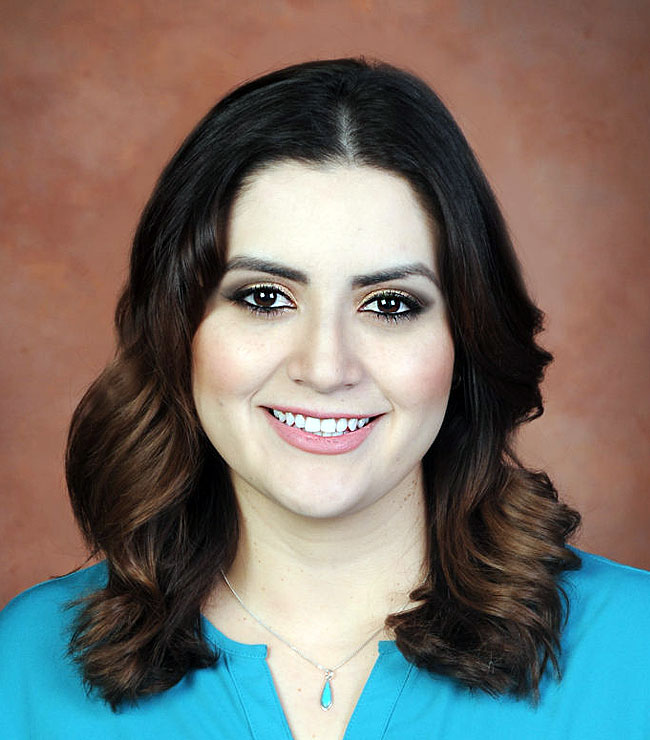 A photo of Karem Garza-Solis.